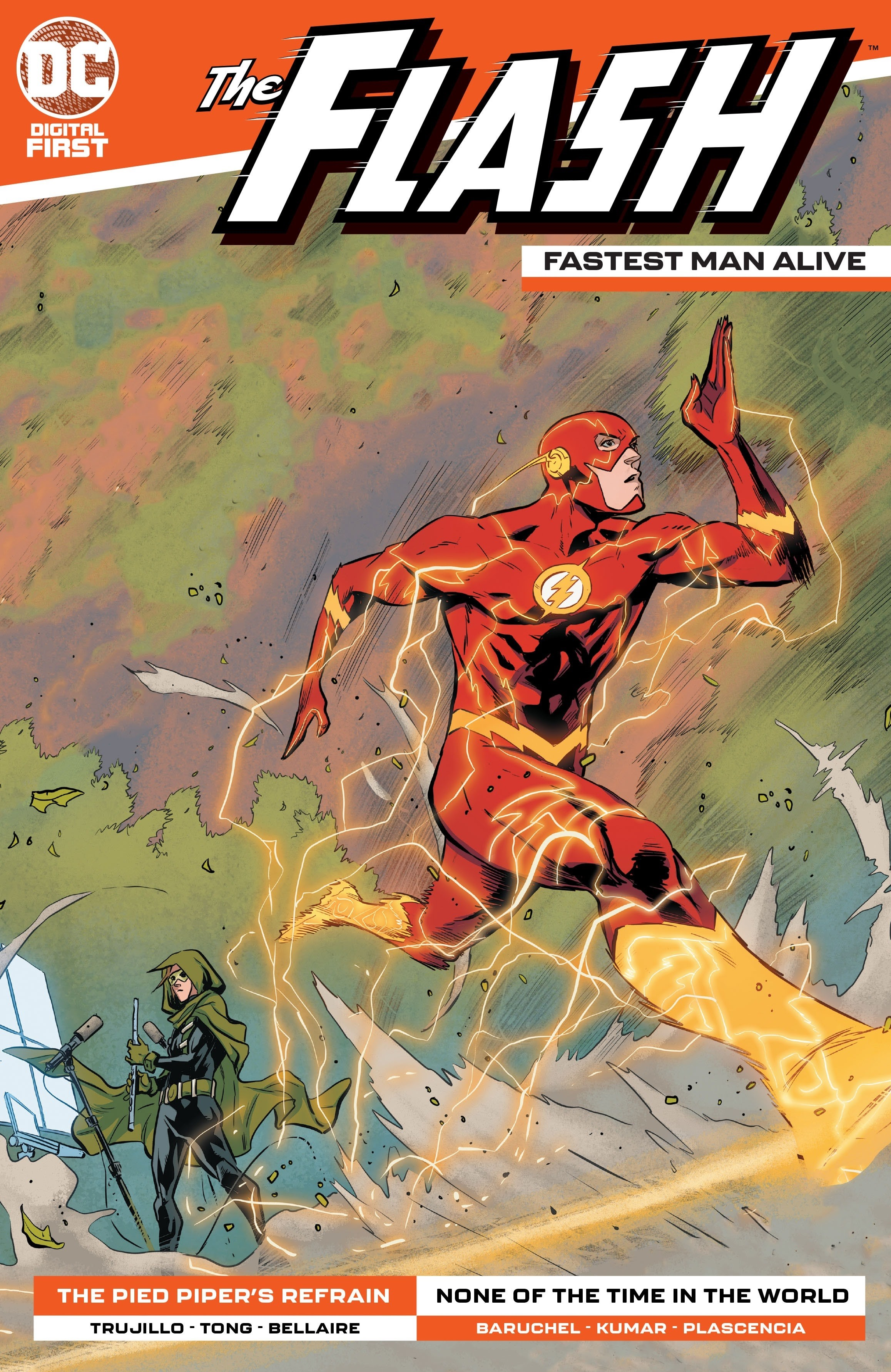 The Flash: Fastest Man Alive Vol 1 7 (Digital)