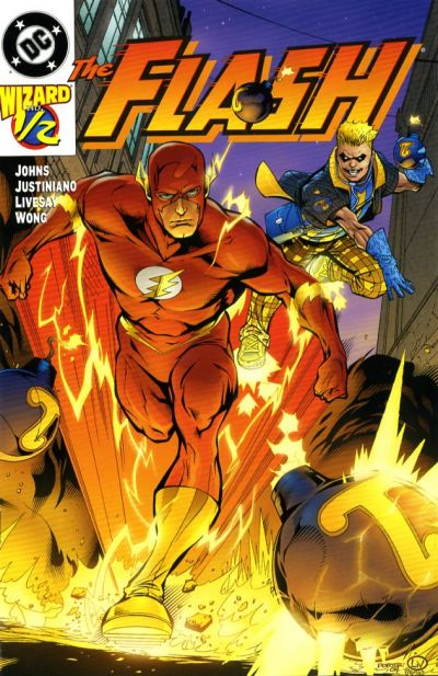 The Flash Vol 2 1/2