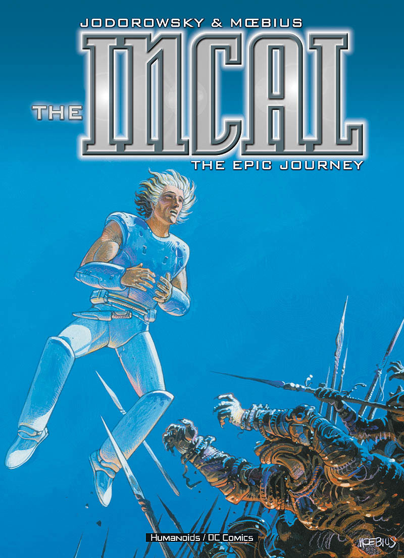 The Incal: The Epic Journey (Collected)