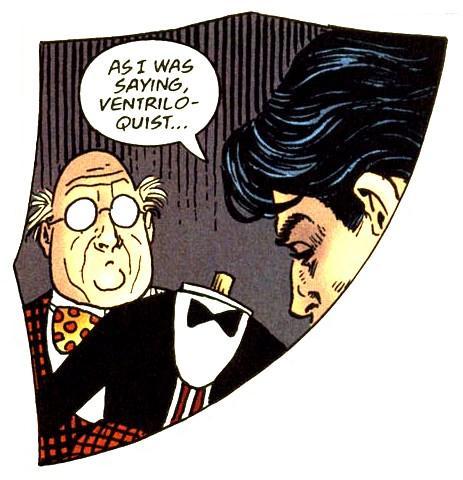 Arnold Wesker (Batman of Arkham)