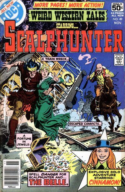 Weird Western Tales Vol 1 49