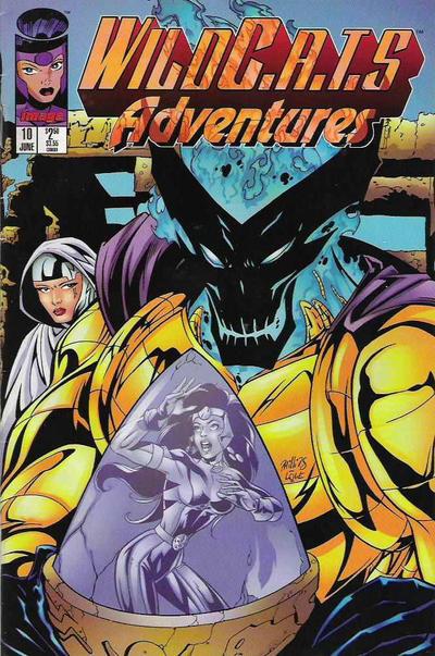 WildC.A.T.s Adventures Vol 1 10