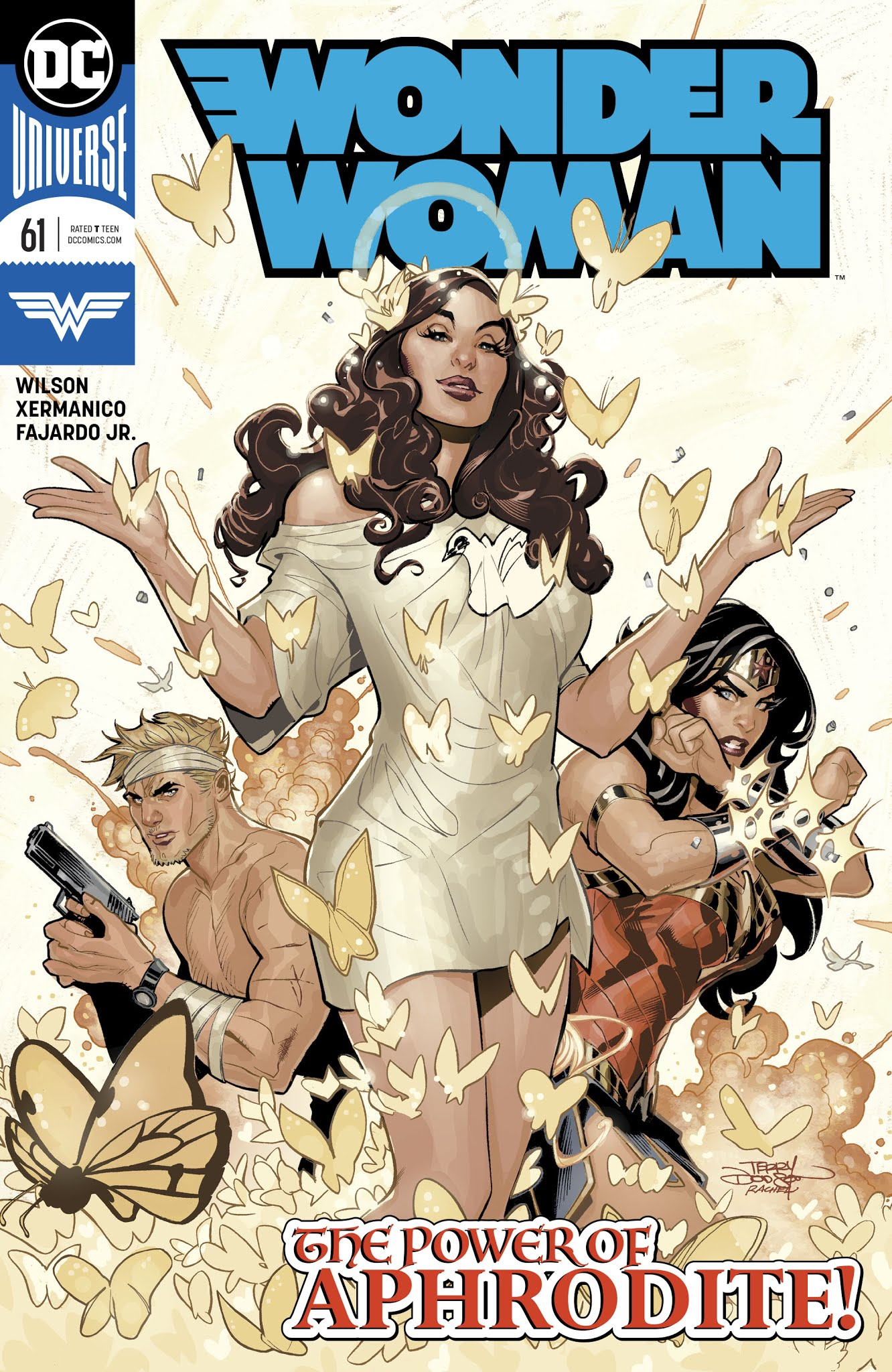 Wonder Woman Vol 5 61