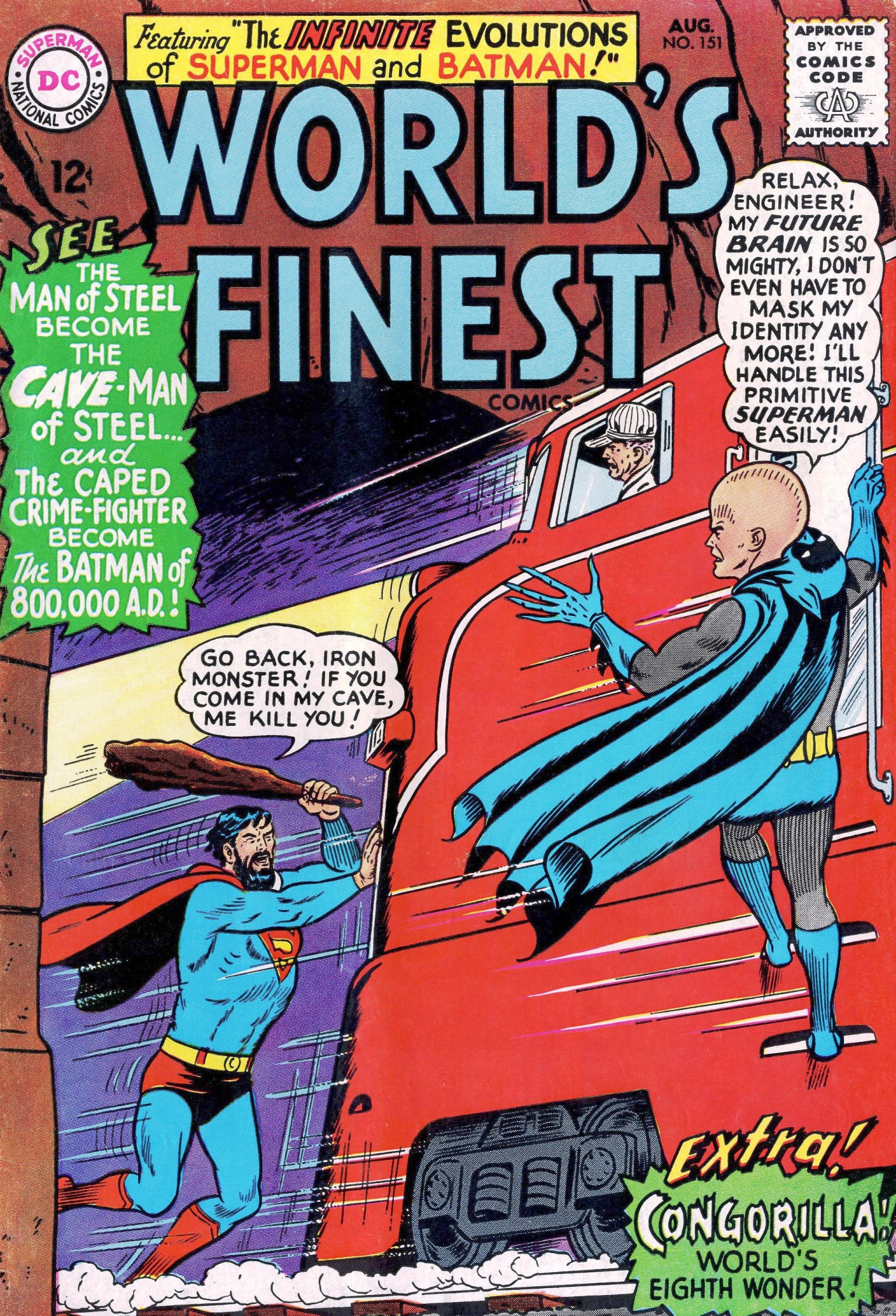World's Finest Vol 1 151
