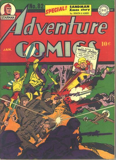 Adventure Comics Vol 1 82