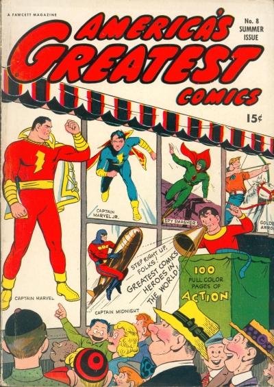 America's Greatest Comics Vol 1 8