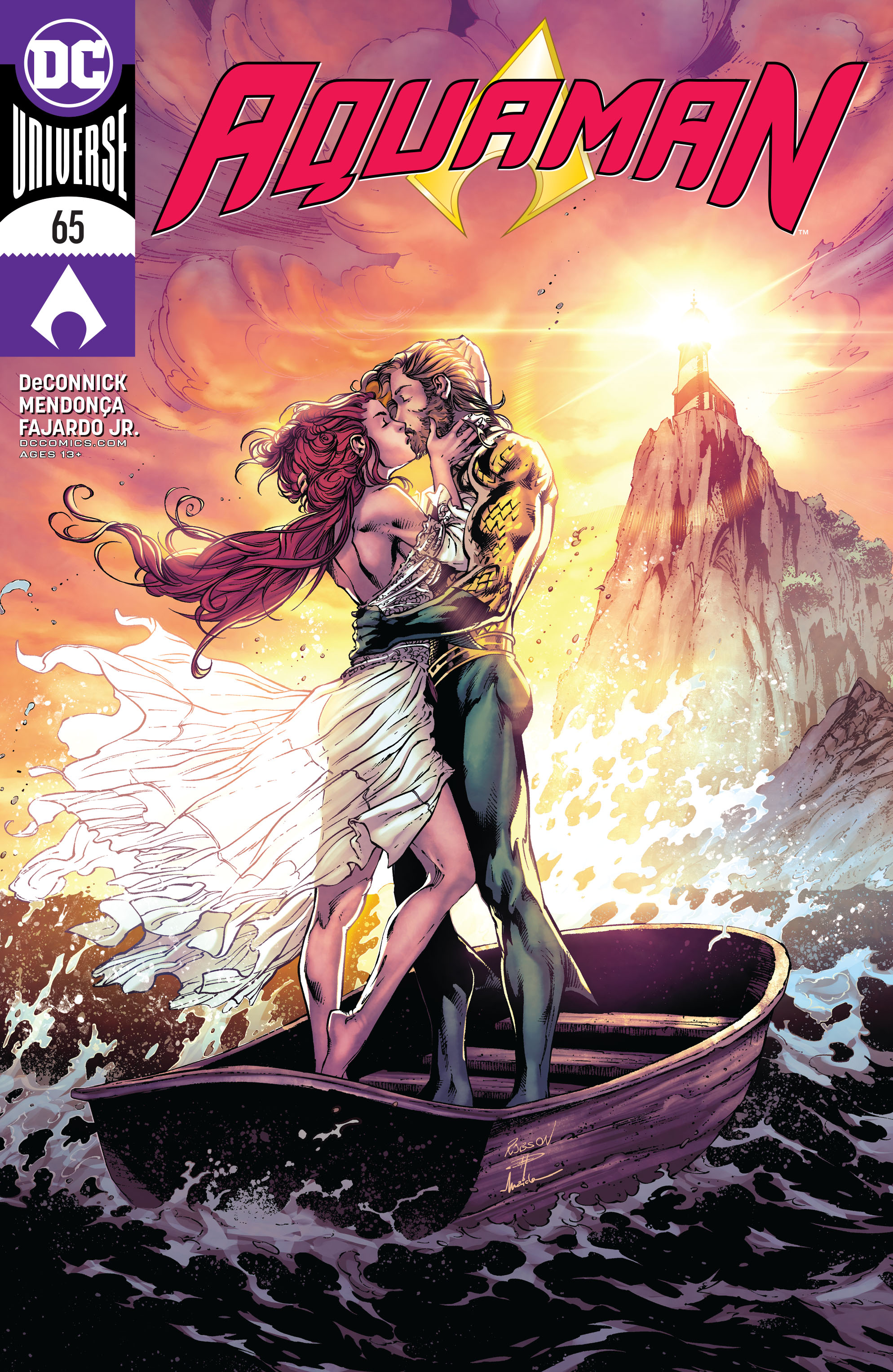 Aquaman Vol 8 65