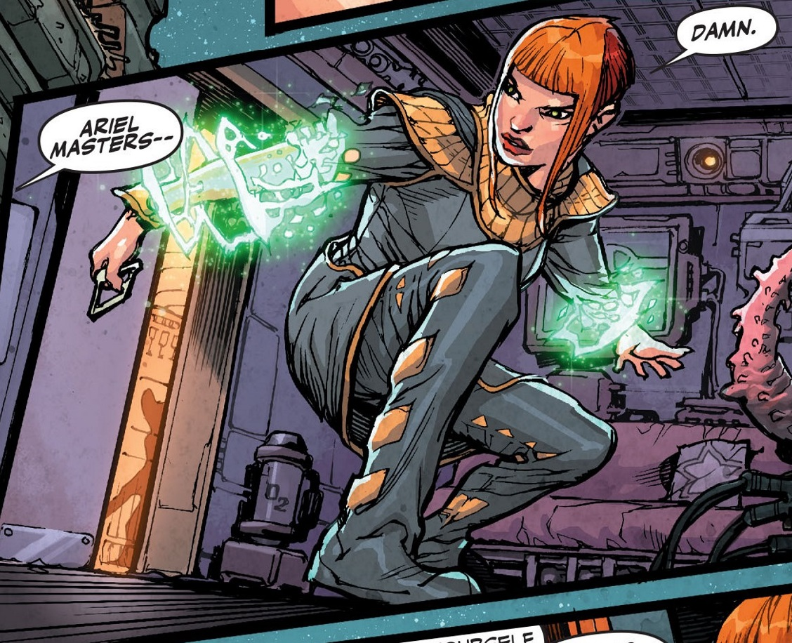 Ariel Masters (Justice League 3000)