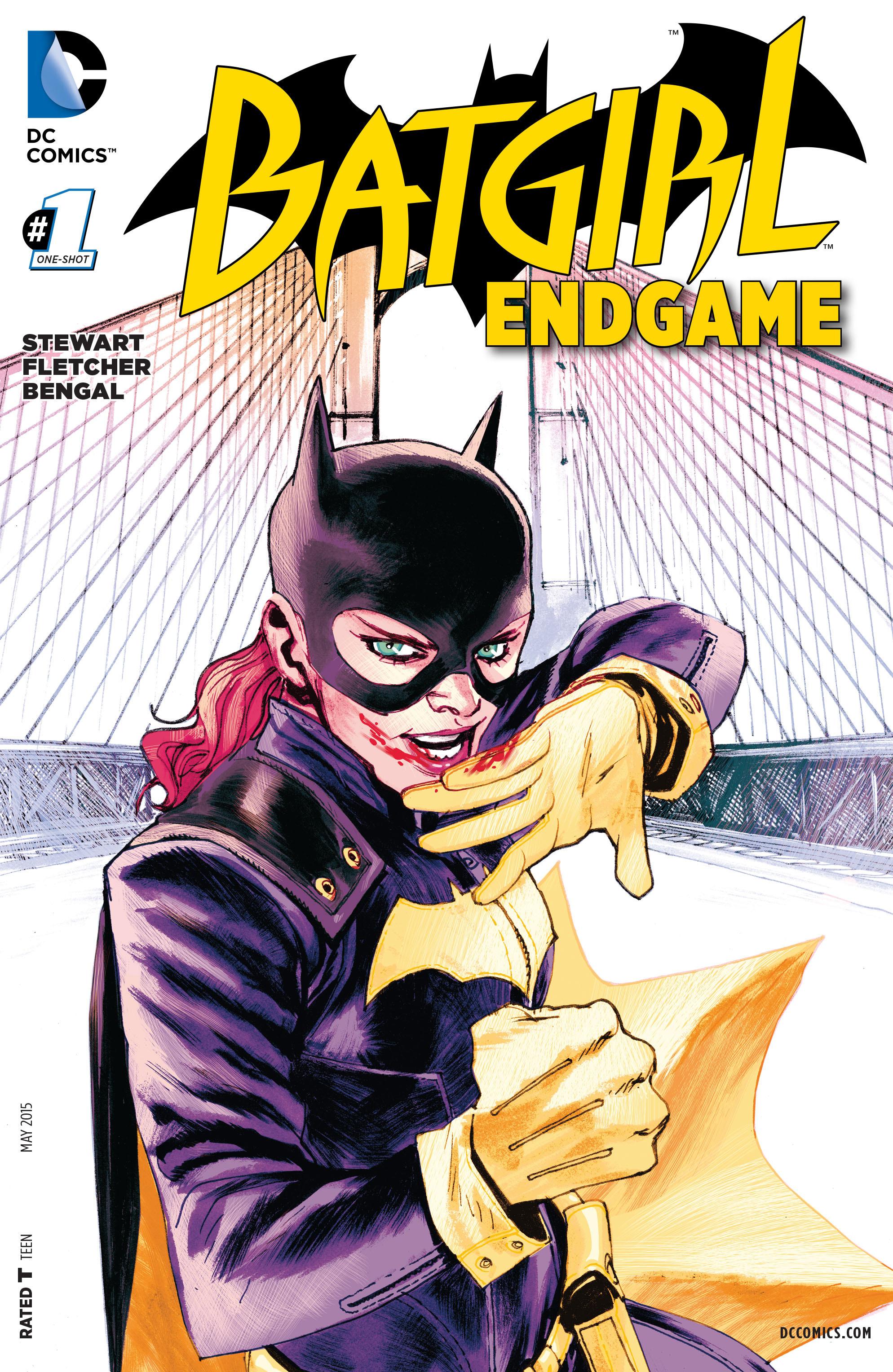 Batgirl: Endgame Vol 1 1