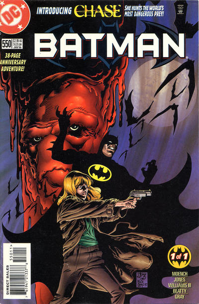 Batman Vol 1 550