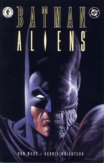 Batman/Aliens Vol 1 1