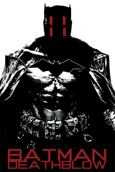 Batman/Deathblow: After the Fire (Collected)
