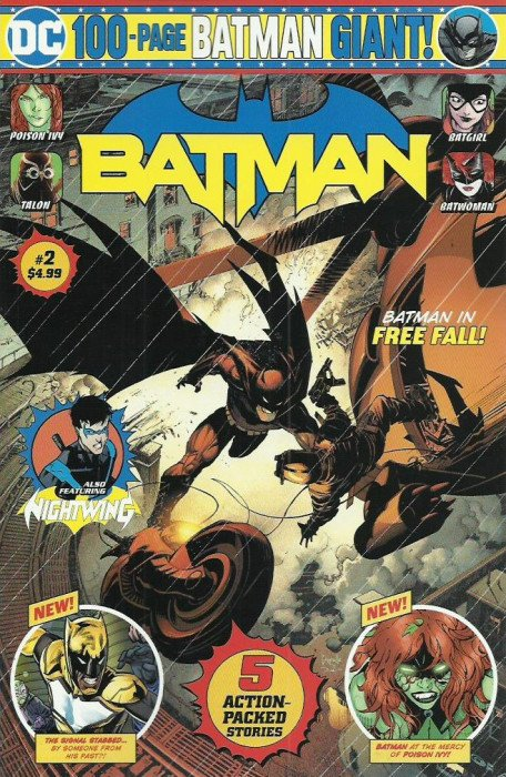 Batman Giant Vol 2 2