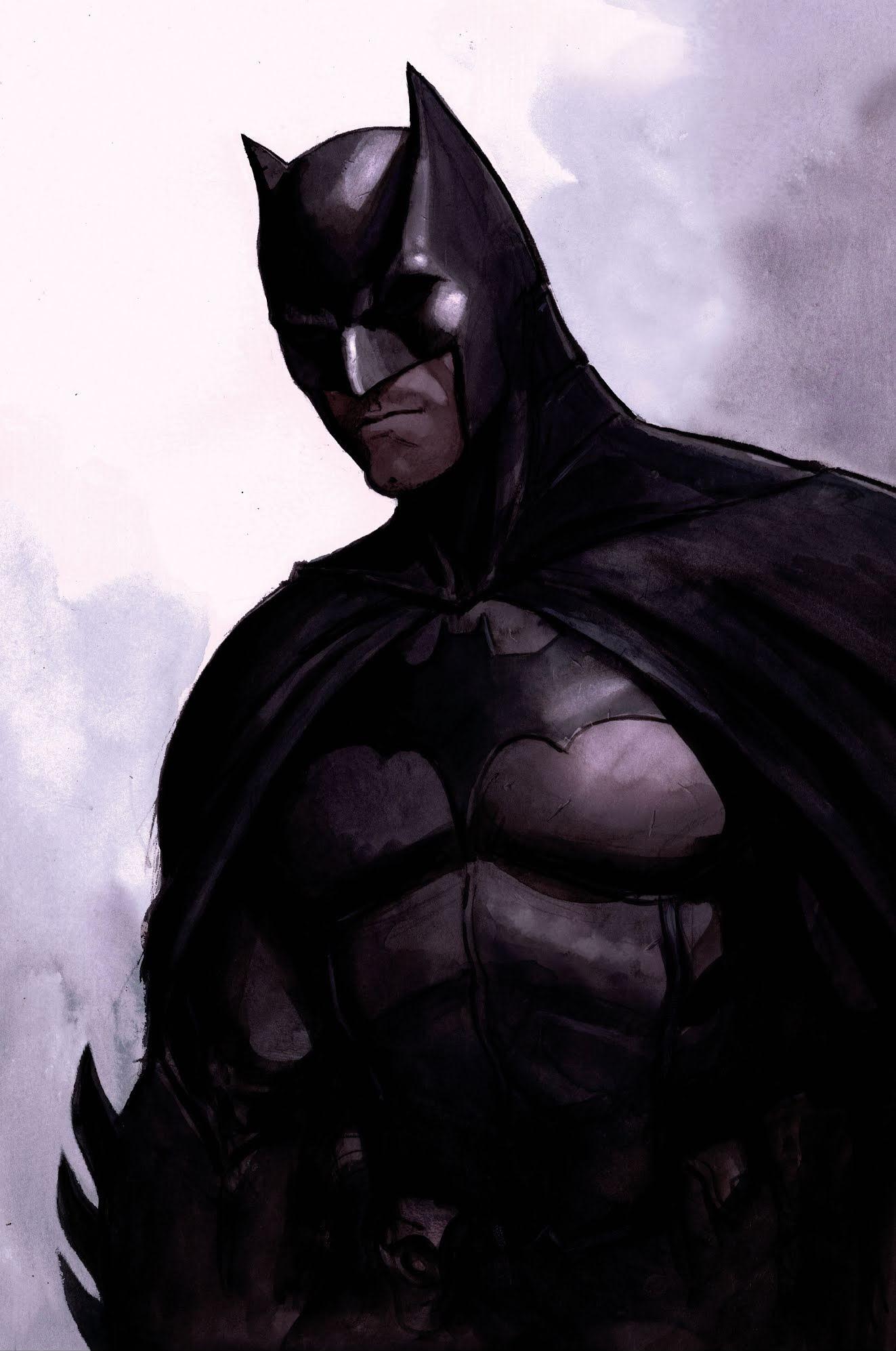 Bruce Wayne (The Dark Prince Charming)