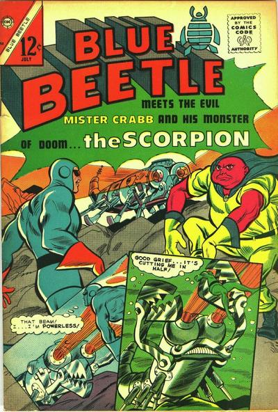 Blue Beetle Vol 4 50