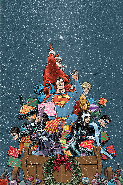 DC Universe Holiday Special Vol 1 1