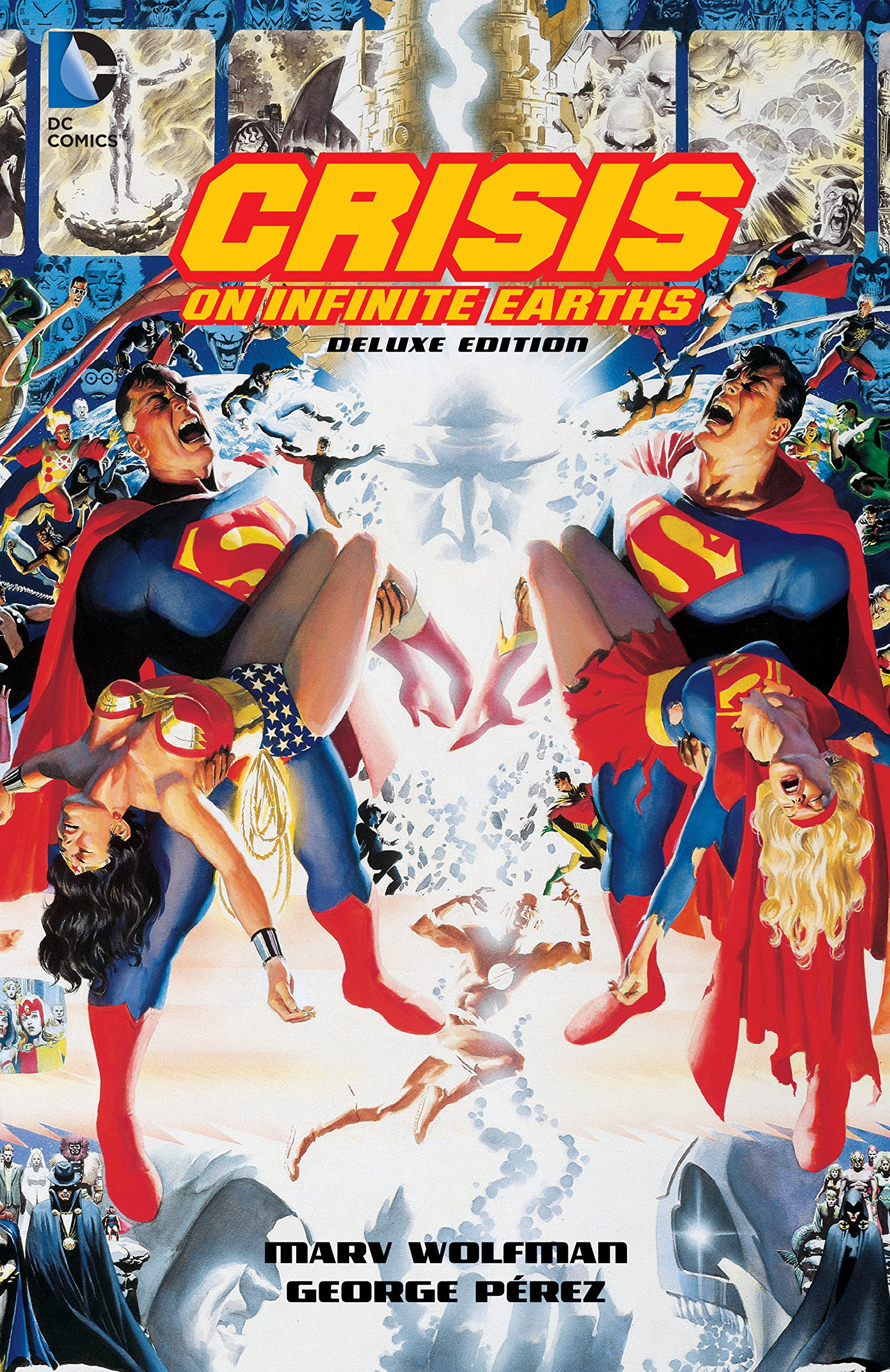 Crisis on Infinite Earths: Deluxe Edition