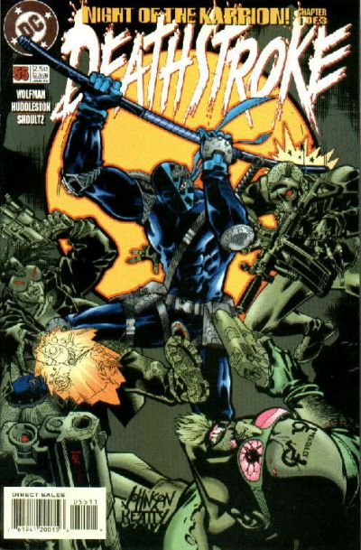 Deathstroke Vol 1 55