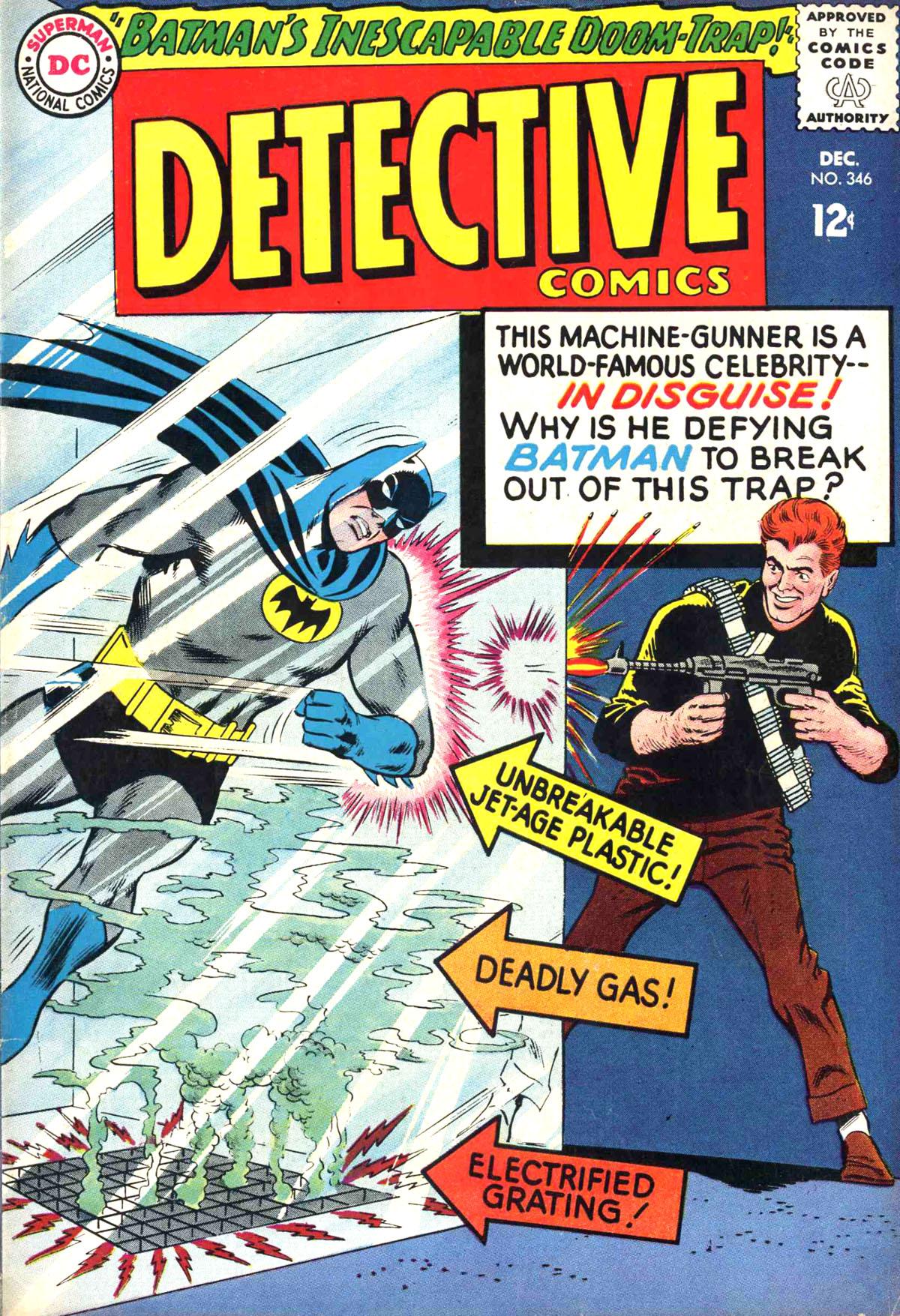 Detective Comics Vol 1 346