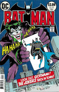 Facsimile Edition Batman Vol 1 251