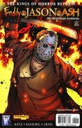 Freddy vs. Jason vs. Ash The Nightmare Warriors Vol 1 2