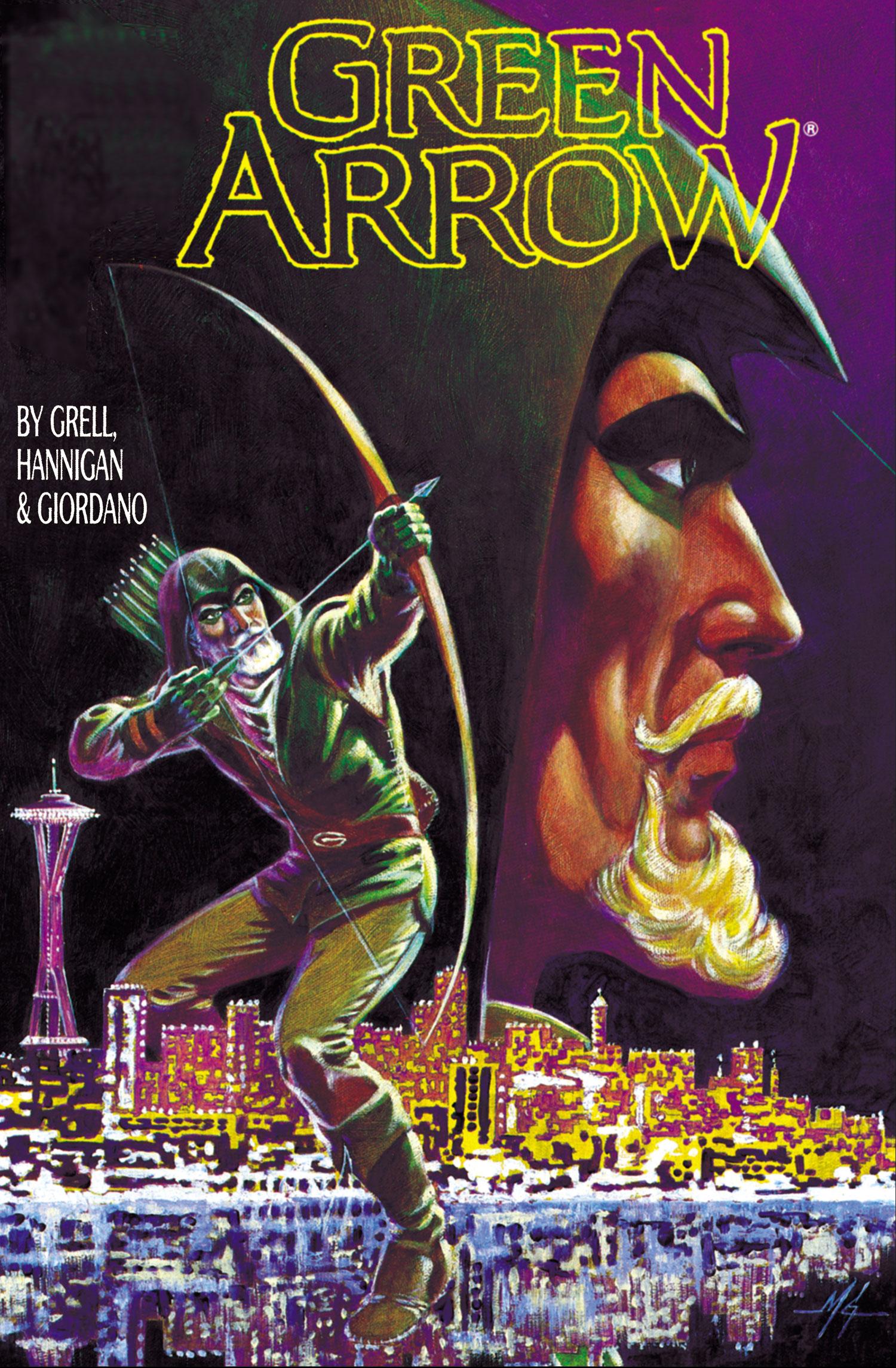 Green Arrow: Hunter's Moon (Collected)