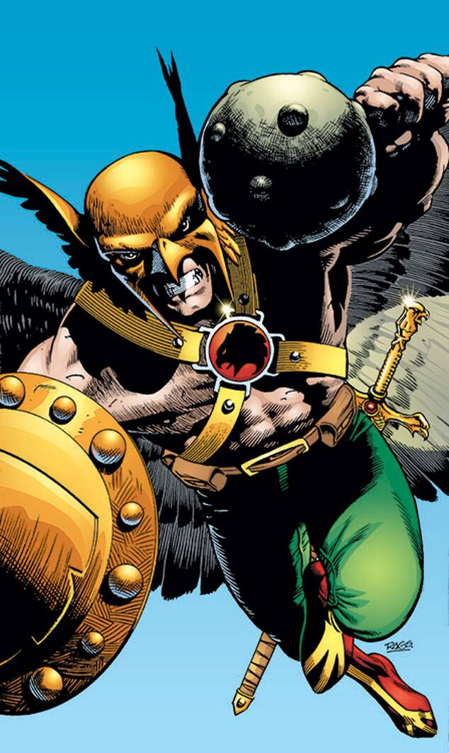Hawkman Secret Files and Origins Vol 1 1