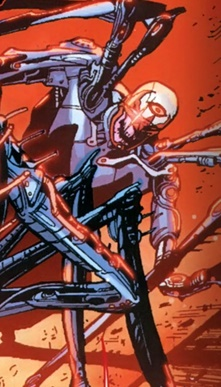 Henry Hall (Futures End)