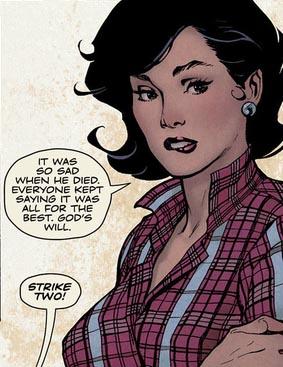 Janey Slater (Watchmen)