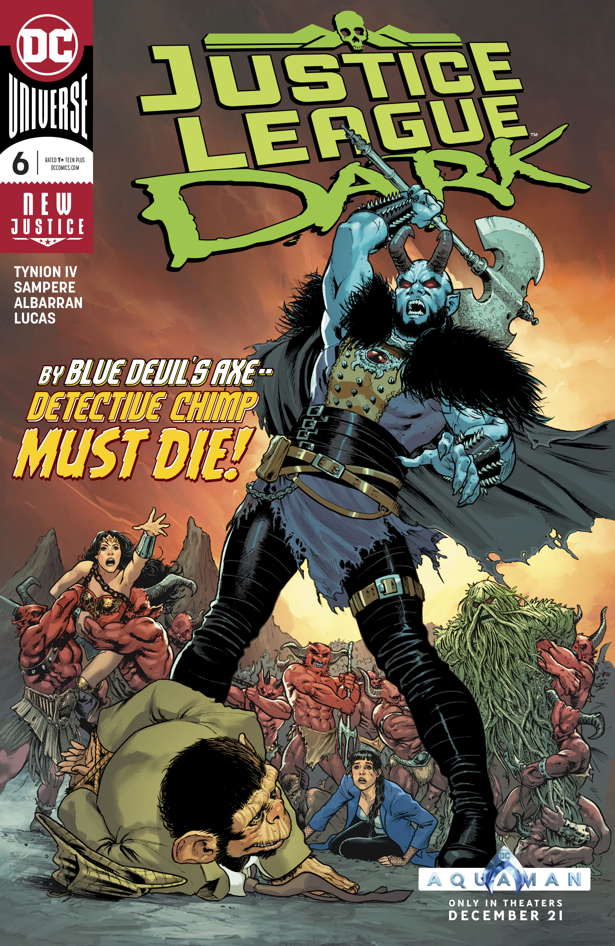 Justice League Dark Vol 2 6