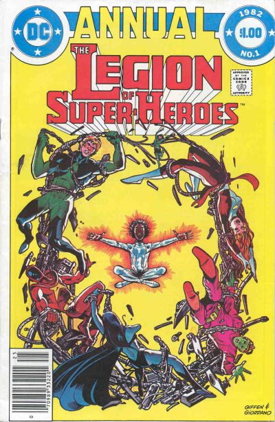 Legion of Super-Heroes Annual Vol 2 1