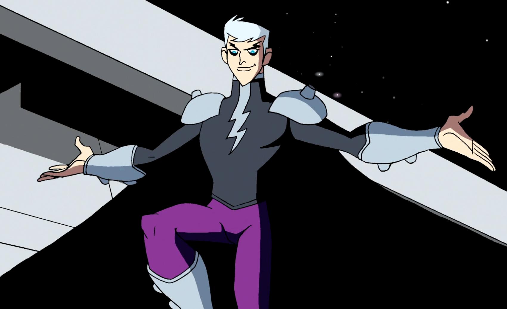 Mekt Ranzz (Legion of Super-Heroes TV Series)