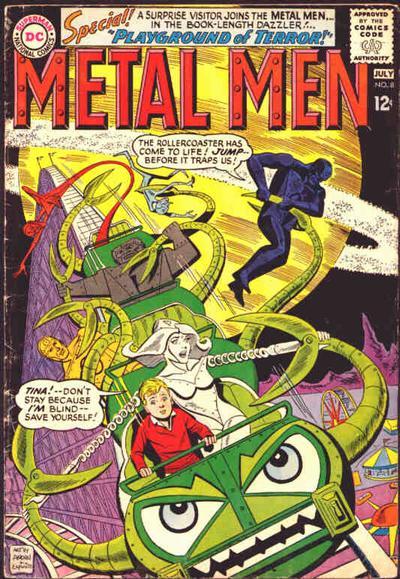 Metal Men Vol 1 8