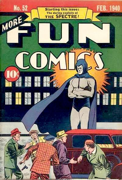 More Fun Comics Vol 1 52