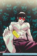 National Comics Eternity Vol 1 1 Textless
