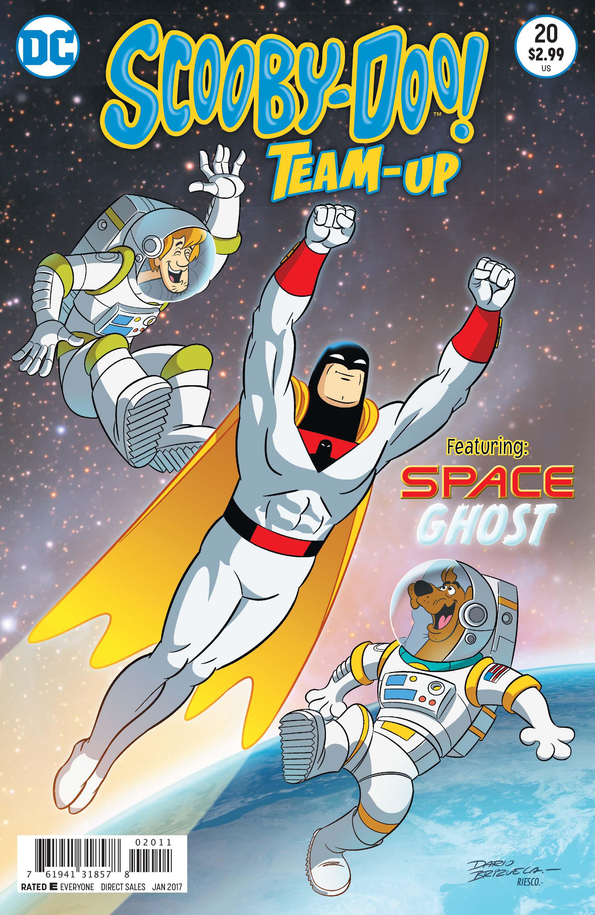 Scooby-Doo! Team-Up Vol 1 20
