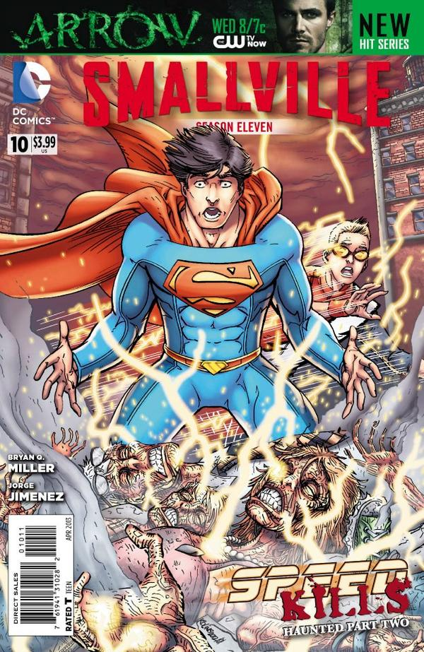 Smallville Season 11 Vol 1 10