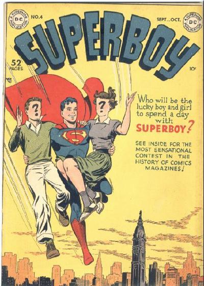 Superboy Vol 1 4