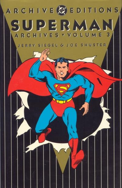 The Superman Archives Vol. 3 (Collected)