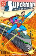 Superman Man of Steel Vol 1 81