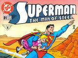 Superman: The Man of Steel Vol 1 81