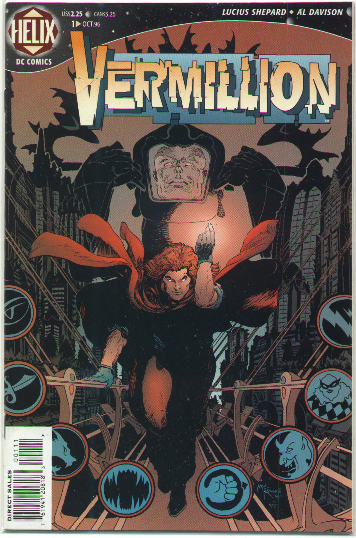 Vermillion Vol 1