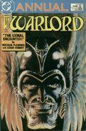 Warlord Annual 5