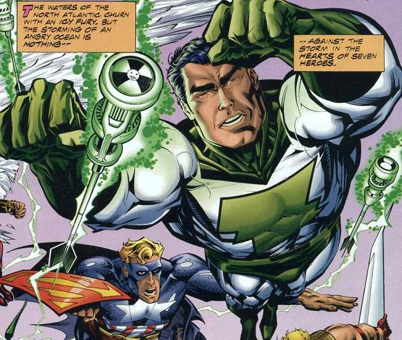 William Mar-Vell (Amalgam Universe)
