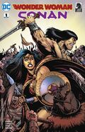 Wonder Woman Conan Vol 1 1