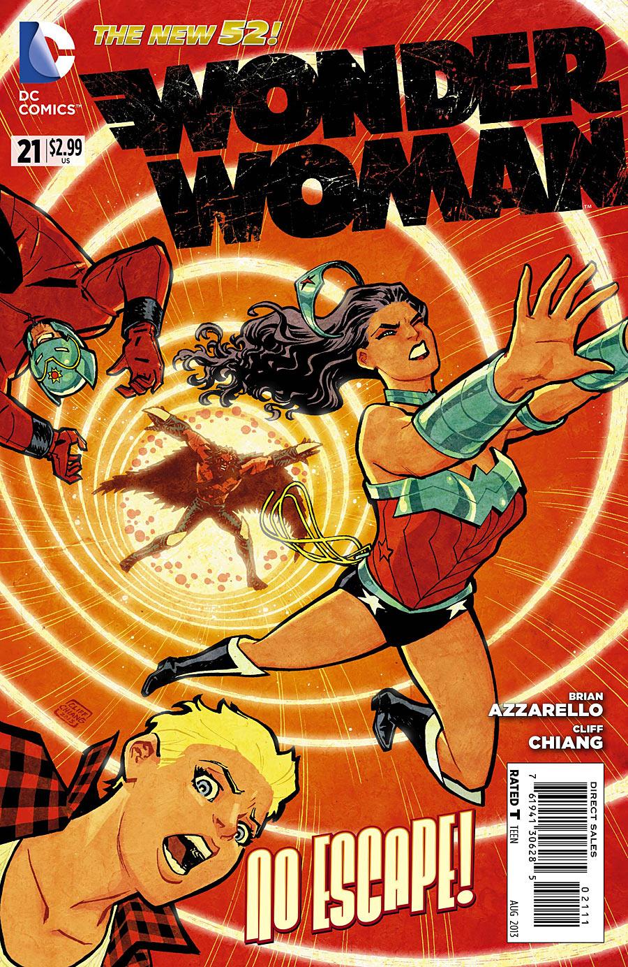 Wonder Woman Vol 4 21