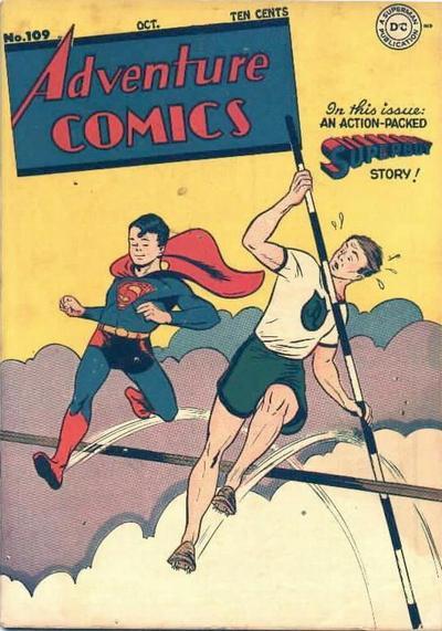 Adventure Comics Vol 1 109
