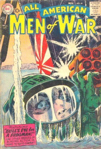 All-American Men of War Vol 1 51