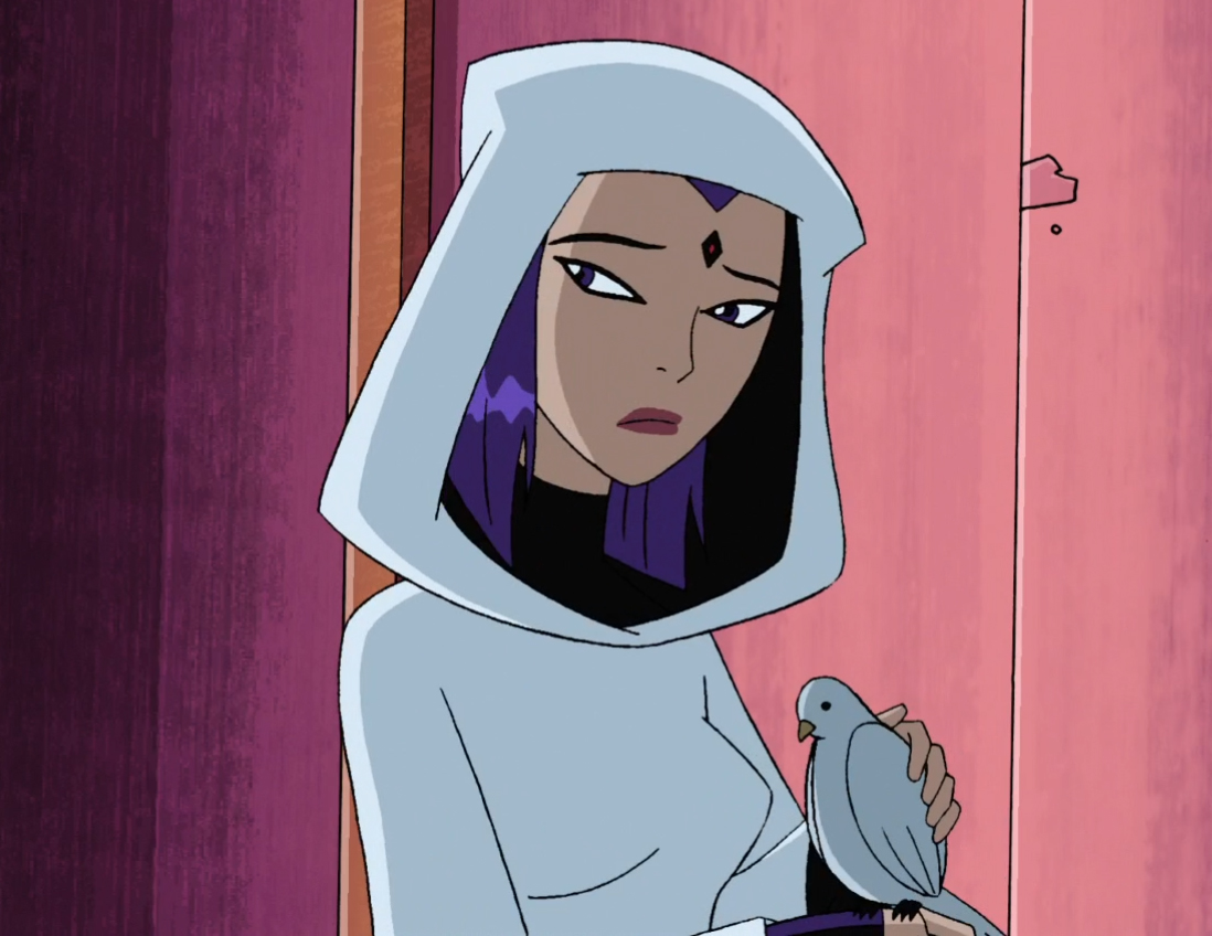 Arella (Teen Titans TV Series)