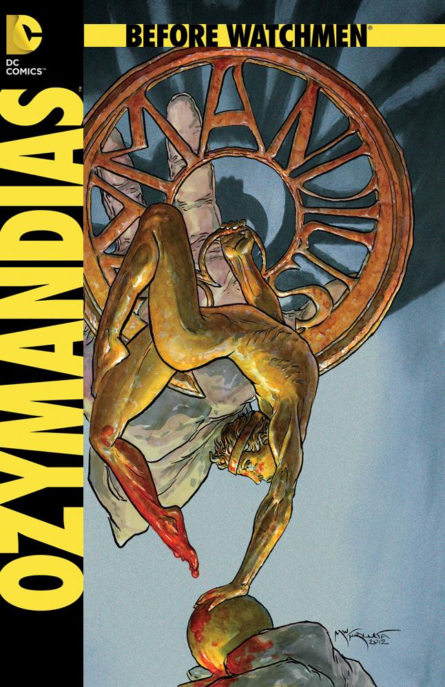 Before Watchmen Ozymandias Vol 1 4 Textless Variant A.jpg